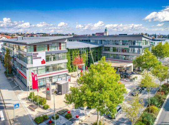 Sparkasse Amberg / Haus der Kunden von Stephan Böhm