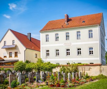 Pfarrhaus Fürnried