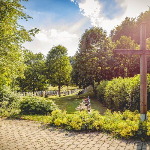 Gemeindlicher Friedhof Illschwang