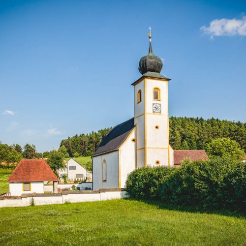 Kirche Götzendorf