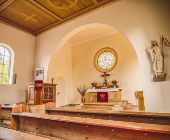 Kirche in Schwend