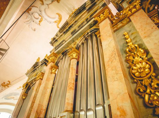 St. Vitus Orgel