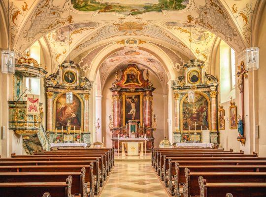 St. Vitus Altäre