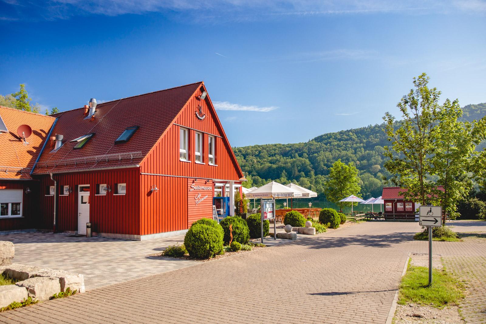 Cafe Seeterrassen